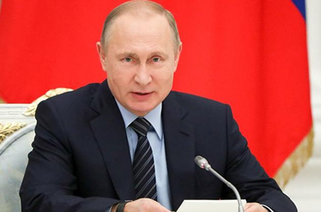 Президент РФ Владимир Путин о коррупции