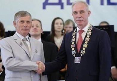 Сергей Гурчев — наш герой